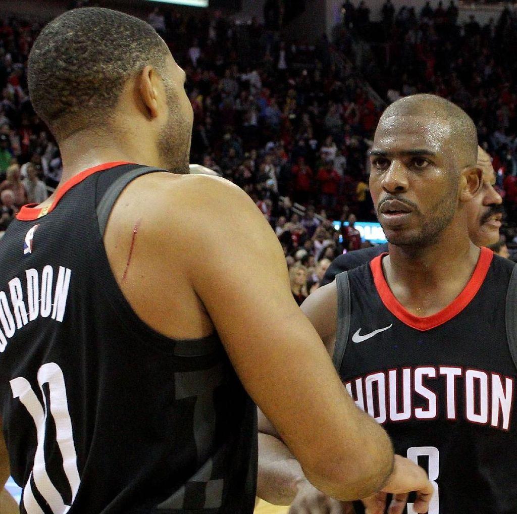 Rockets Menang di Markas Suns