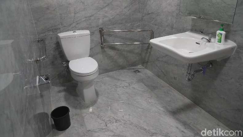 Kritik untuk Toilet di Venue Asian Para Games