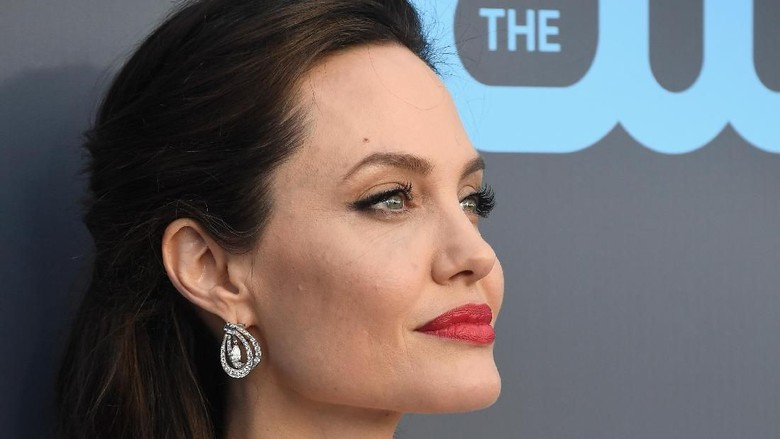 Pesan Menyentuh Angelina Jolie untuk Putrinya (Foto: Kevin Winter/Getty Images)