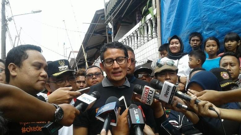 Sandi: Menteri Susi Semangat Kasih Masukan untuk Raperda Reklamasi