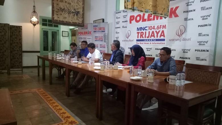 PKS: Politik Demokrasi Tanpa Uang Itu Tidak Mungkin