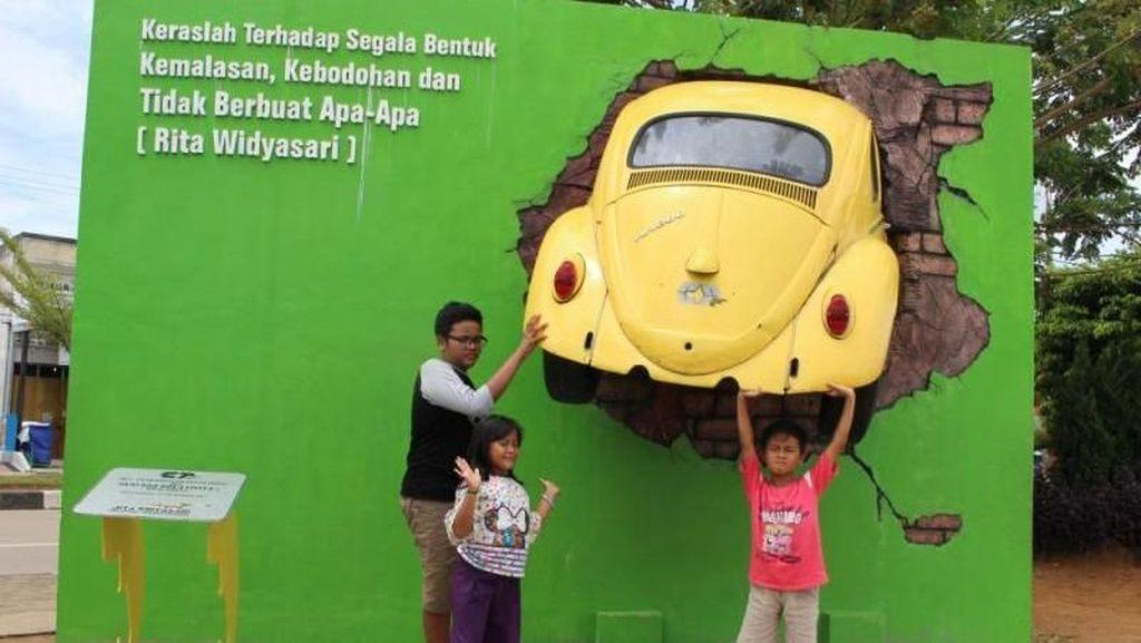 Inilah Taman Instagramable di Kutai Kertanegara