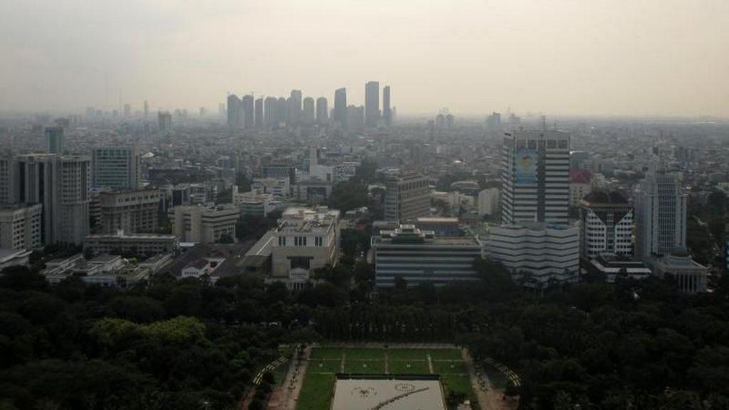 Weekend, Ayo Lihat Jakarta dari Puncak Monas!