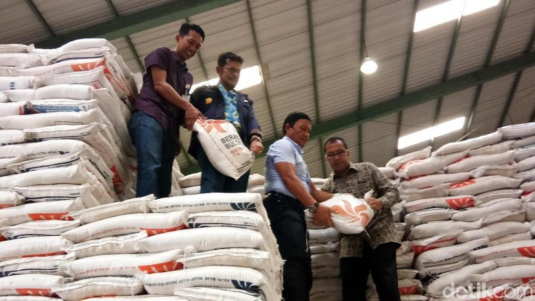 Stok Beras Sulsel Melimpah, Siap Dikirim ke 34 Provinsi