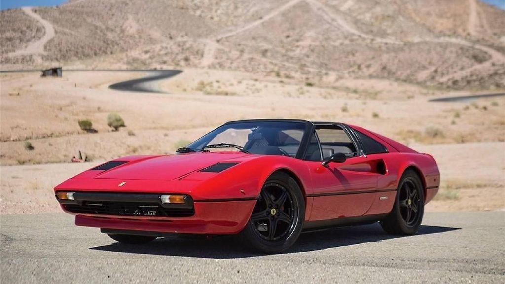 Ferrari Jadul Berbekal Listrik Ini Menolak Tua