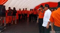 Panglima TNI Kunjungi Markas Basarnas