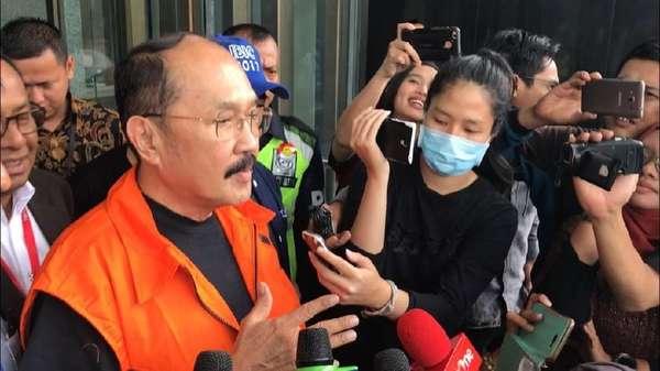 Fredrich Sebut Dibumihanguskan KPK, Pengacara: Dia Merasa Tak Salah