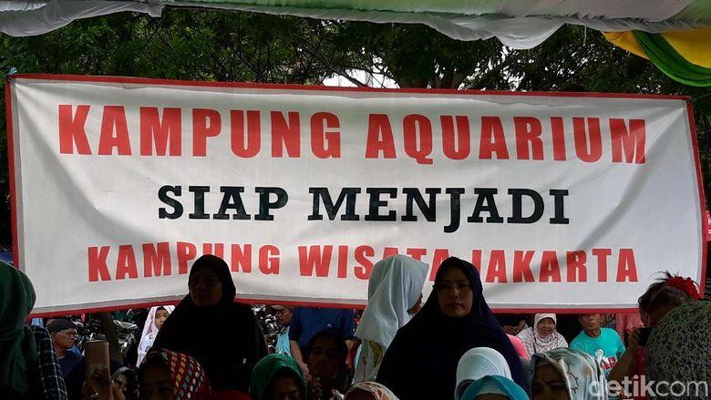 Akan Tata 16 Kampung, Anies: Kita Sedang Mengubah Jakarta