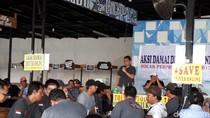 Pengemudi Taksi Online di Surabaya Kembali Tolak Permenhub No 108