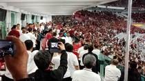 Jokowi Resmikan Penggunaan GBK dan Tonton Indonesia vs Islandia