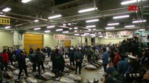 Video Tsukiji Market, Pasar Ikan di Tokyo yang Dicontoh Sandi