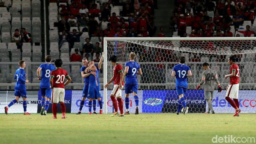Timnas Indonesia Bermain Lebih Baik Daripada Indonesia Selection