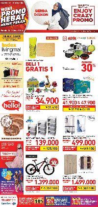 Peralatan Masak Diskon hingga 30% di Transmart Carrefour
