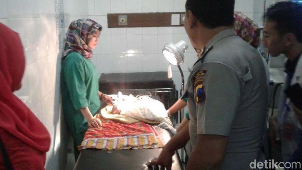 Bayi Laki-laki yang Ditemukan di Semarang Kondisinya Membaik