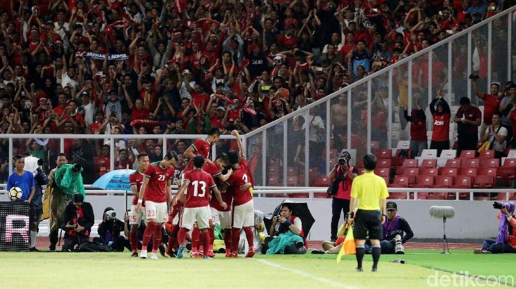 Peringkat FIFA Terbaru: Indonesia di Atas Malaysia, tapi di Bawah Myanmar