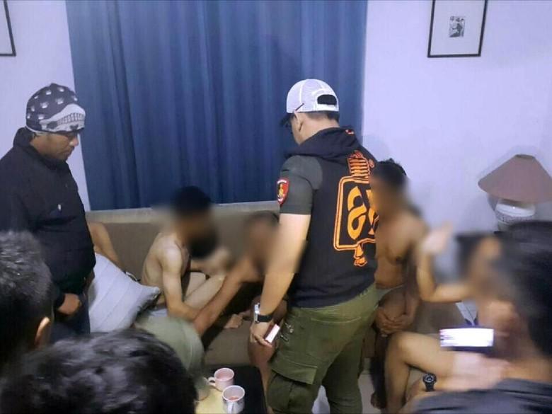 Pelajar Terlibat Pesta Gay di Cianjur, Polisi: Dia Ikut-ikutan