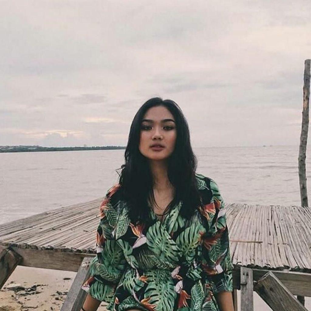 Tampil Pasca Isu Video <i>Hot</i> Mirip Dirinya, Marion Jola Dinasihati Maia
