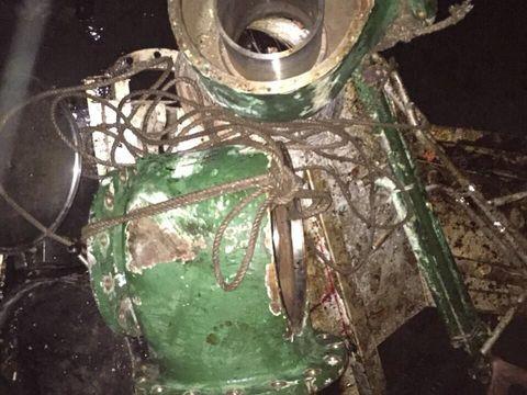 Polisi Tangkap 7 Pelaku Spesialis Pencuri Besi Tua dari Kapal LPG