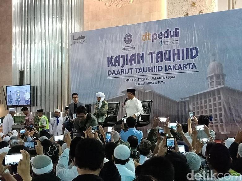 Anies soal Beda Jabat Menteri dan Gubernur: Jadi Jarang ke Airport