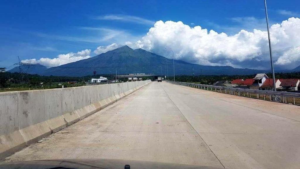 JKT-SBY Bisa Lewat Tol Saat Mudik Lebaran, Ini Jalurnya