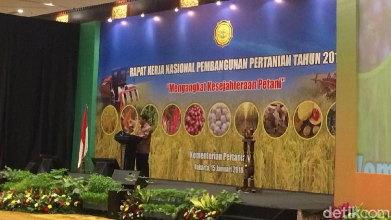 Perwakilan KPK Hingga Polri Kumpul Bareng Mentan, Ada Apa?