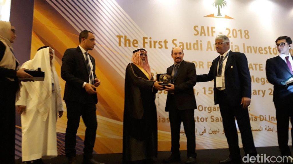 Arab Saudi Minta Proses Investasi di RI Lebih Cepat