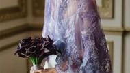 Romantis atau Kocak? Ada Veil Terbang di Pernikahan China
