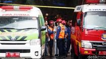 Polisi: Data Sementara Korban Selasar BEI Ambruk 72 Orang