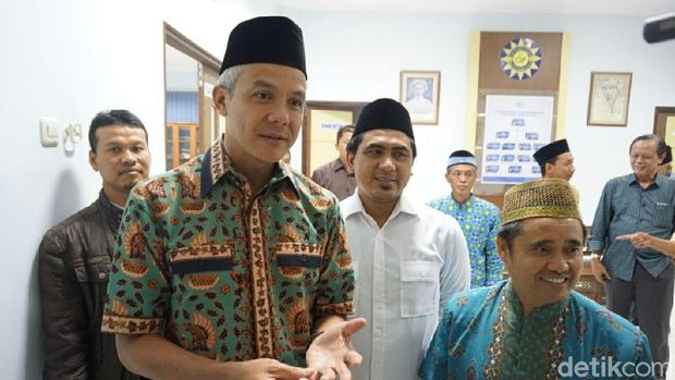 Dikunjungi 2 Paslon Pilgub Jateng, Muhammadiyah Tegaskan Netral