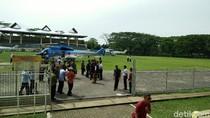 Tiba di Tegal, Jokowi Satu Helikopter dengan Ganjar