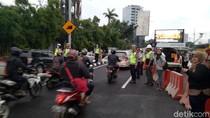 Flyover Pancoran Dibuka Pagi Ini, Arus Lalin Ramai Lancar