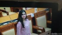 Saat Anggota DPR Cantik Bikin Heboh Lantaran Dikira Istri Bamsoet