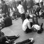 Pengelola Gedung BEI Siap Tanggung Pengobatan Korban Selasar Ambruk