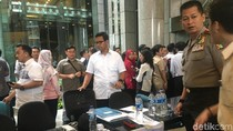 Polisi Buka Posko Pengaduan Korban Selasar Ambruk di BEI