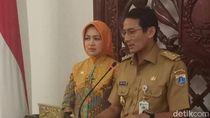 Bertemu Wali Kota Airin, Sandiaga Bahas Rute MRT DKI-Tangsel