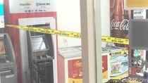Mesin ATM di Minimarket di Kembangan Dibobol Maling