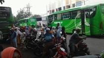 Nelayan Probolinggo ke Jakarta, Solidaritas Demo Cantrang