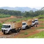 Isuzu Dukung Pembangunan Infrastruktur di Berbagai Daerah