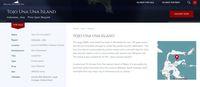 Pulau Tojo Una-Una dijual.