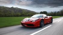 Samsat Jakbar: Pemilik Ferrari B 1 RED Tunggak Pajak Rp 25 Juta