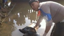 Penipu di Riau: Dikejar Warga, Lompat dari Jembatan, Tewas Tenggelam