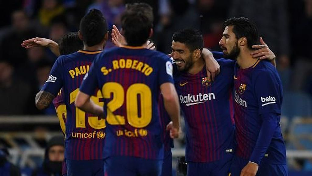 Barcelona Bisa Manfaatkan Musim Buruk Madrid dengan Baik