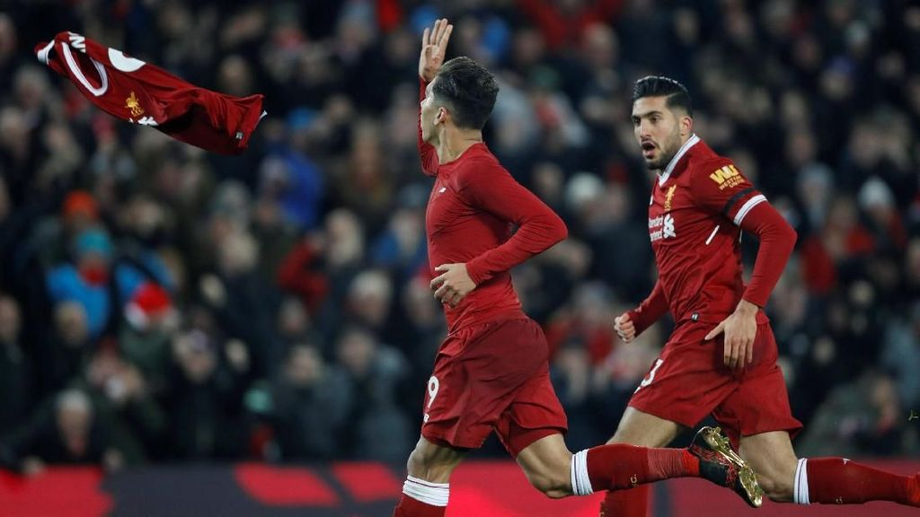 Liverpool Sukses Jegal City, Tim Lain Bisa?