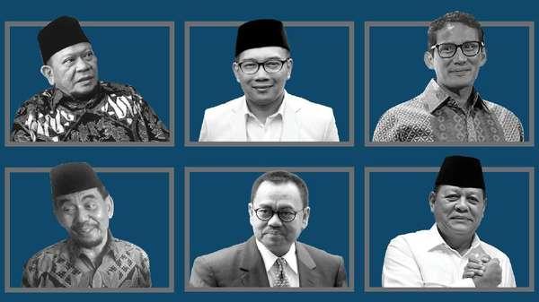 Para Kandidat Bicara Soal Mahar Politik
