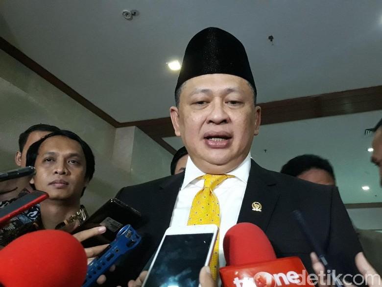 Ketua DPR Bamsoet: Semua Fraksi Sepakat Tak Revisi UU KPK