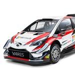 Mobil Reli Toyota Yaris Bersolek untuk Musim 2018