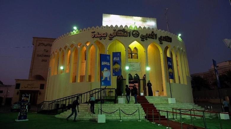 Melihat Bioskop di Arab Saudi yang Dibuka Lagi Setelah 35 Tahun