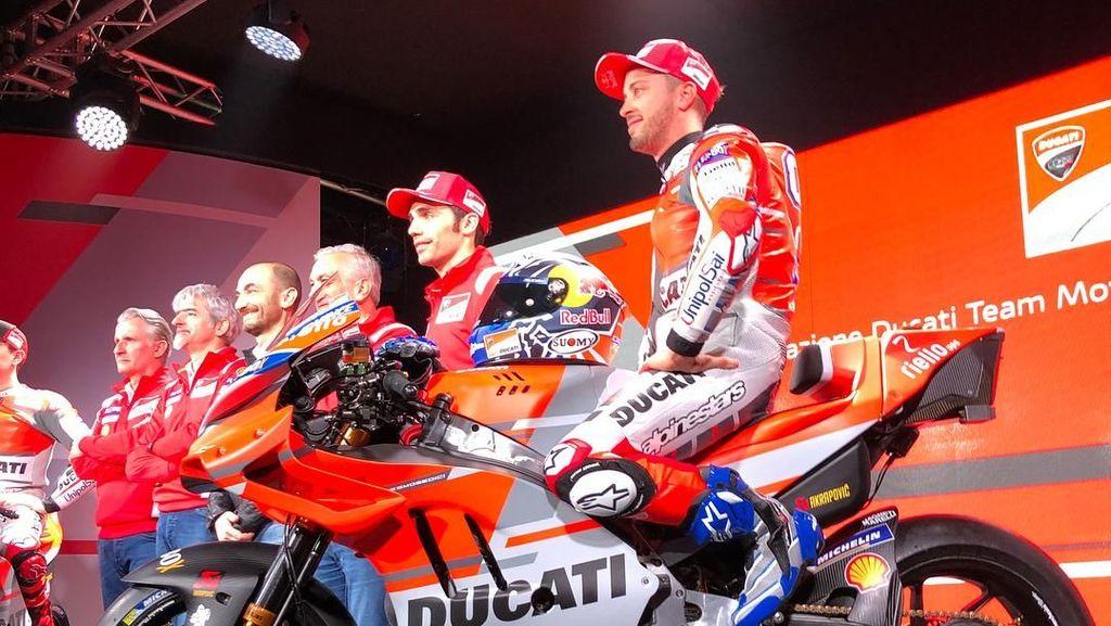 Lokasi Tes MotoGP Dinilai Tak Menguntungkan Ducati, Apa Kata Dovizioso?