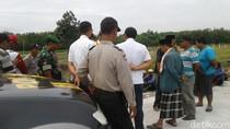 Tuntut Akses Jalan ke Sawah, Warga Ngawi Datangi Pengembang Tol SoKer