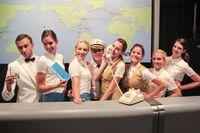 Para kru kabin The Pan Am (Facebook/The Pan Am Experience)